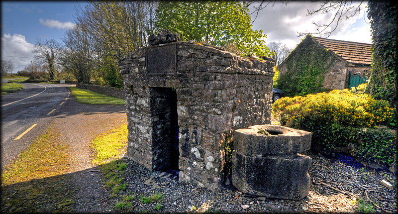 St Coelan's Holy Well