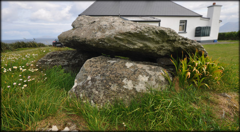 The Wedge Tomb