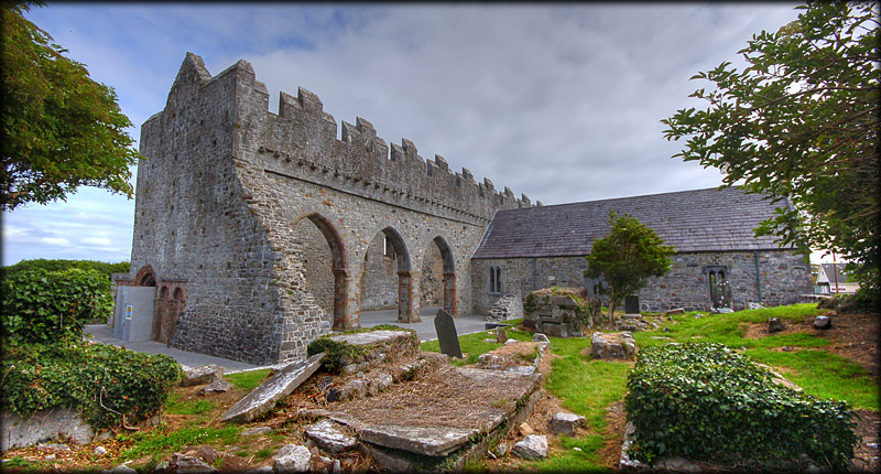 Ardfert Cathedral Ireland Ardfert Cathedral Kerry