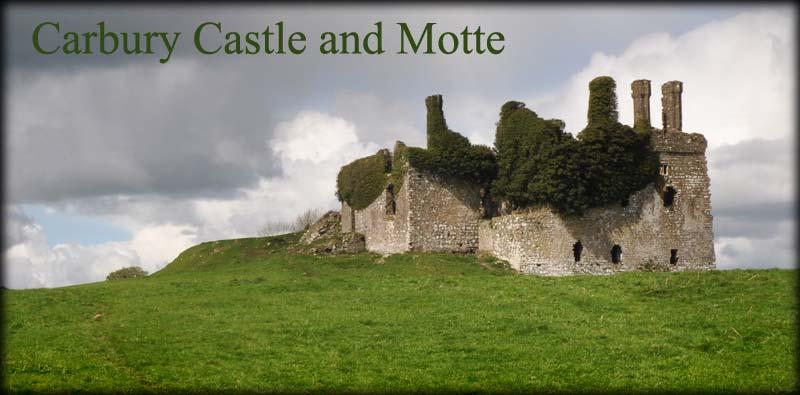 Carbury Castle Kildare