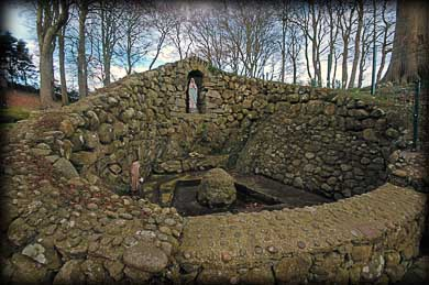 St Brigid's Shrine, Faughart