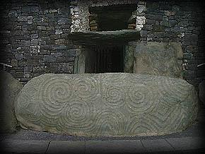 Newgrange_Stone_Age_Passage_Tomb_-_Boyne_Valley,_Ireland_( ...