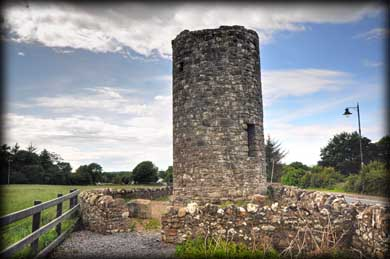 Drumcliffe Round Tower Sligo
